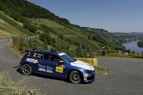 Volkswagen Scirocco R a debutat în WRC