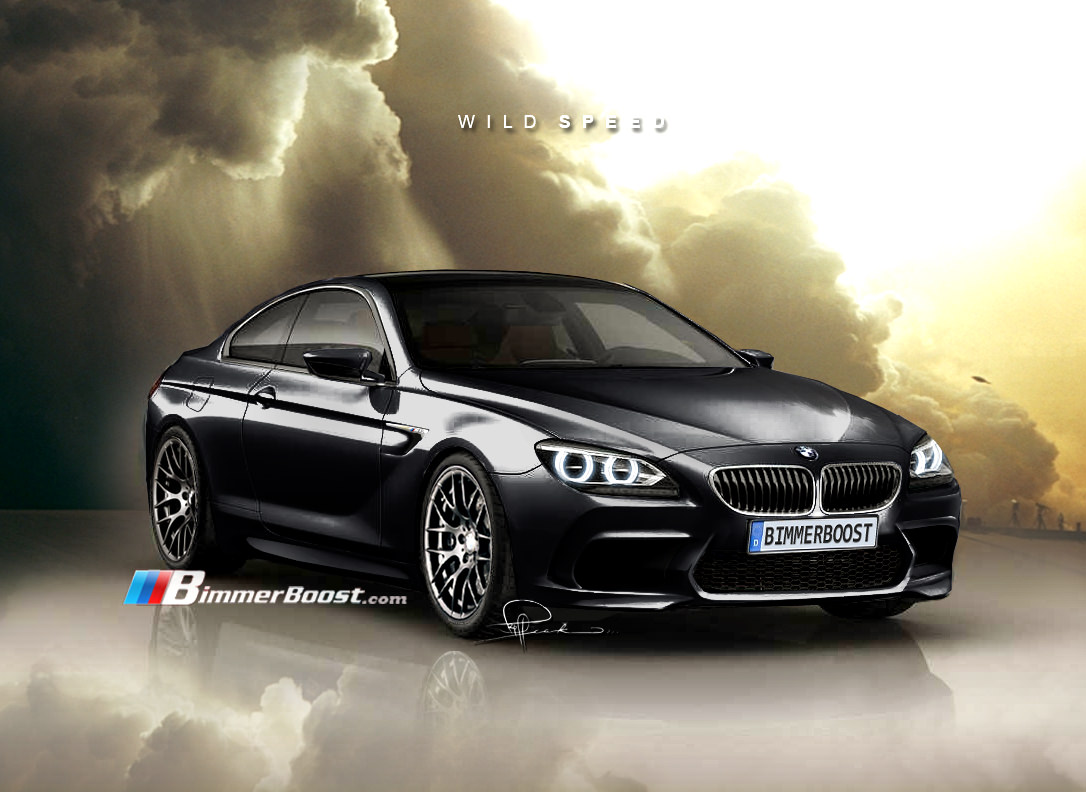 Galerie foto. BMW M6 F12 Coupe