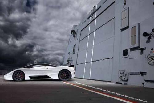 Atenţie Bugatti! Se lansează SSC Ultimate Aero II