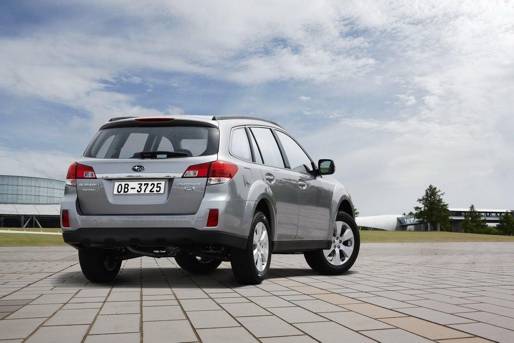Subaru lansează noua generaţie Outback!