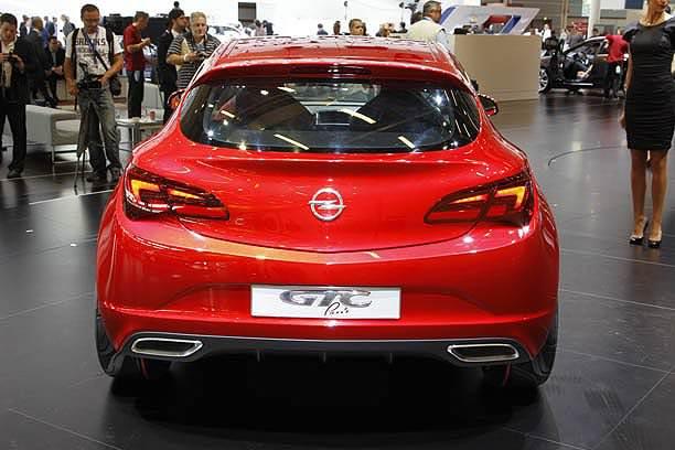 Astra OPC se anunţă cel mai puternic hatchback de pe piaţă!