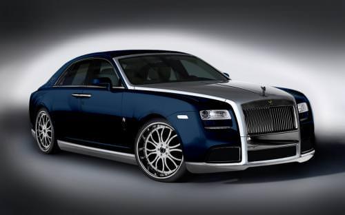 Rolls-Royce Ghost by Fenice Milano!