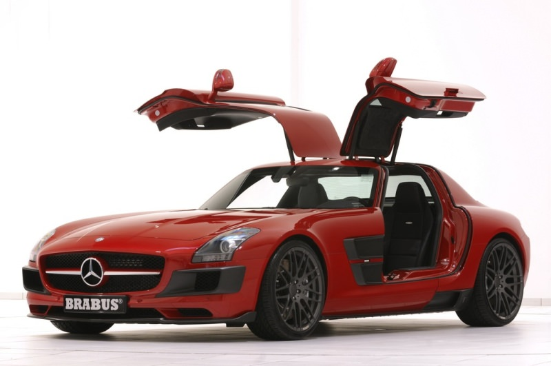 Brabus Widestar Mercedes SLS