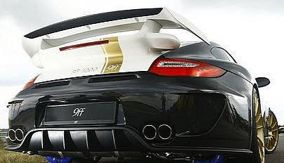 Porsche 911 BT1000 tunat de 9ff – Performanţă dincolo de extrem