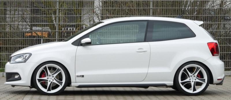 H&R Volkswagen Polo GTI