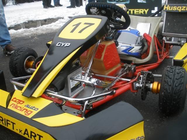 Drag Racing văzut din scaunul kart-ului, de Cyp Răileanu – partea a II–a