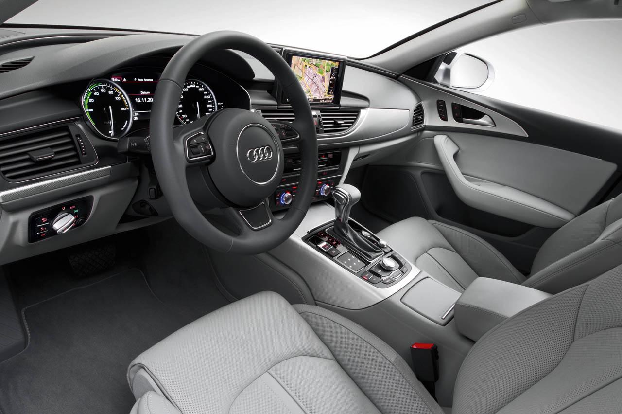 Noul Audi A6, pe urmele lui A8!
