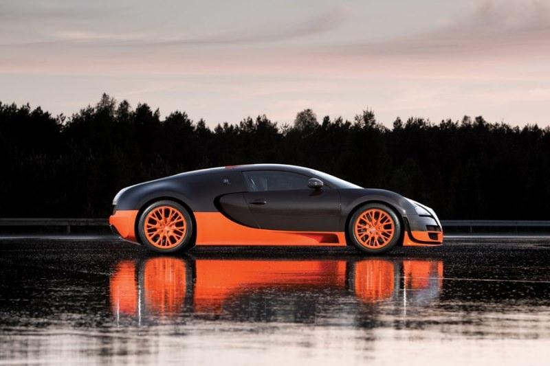 VIDEO Test-Drive: Bugatti Veyron SS