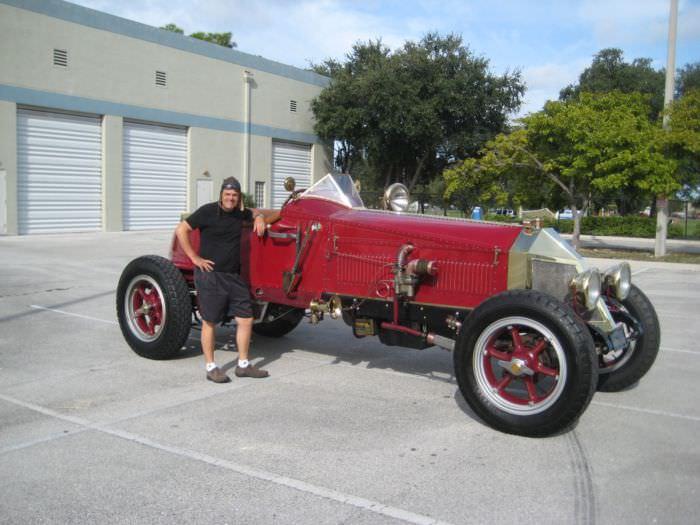 van Blerck Special Speedster, Bugatti-ul începutului de secol 20!