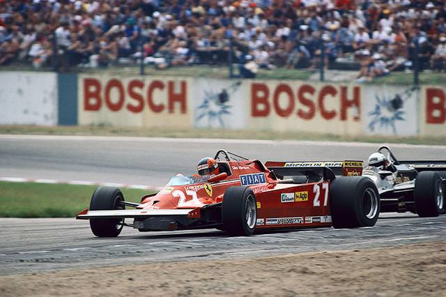 F1. 18 Ianuarie 1950 s-a născut Gilles Villeneuve