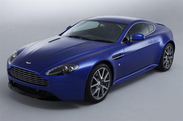 Aston Martin Vantage S!