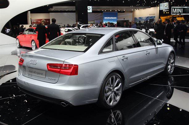 Detroit 2011. Audi A6