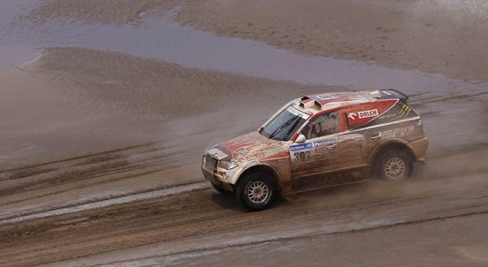 Dakar 2011. Etapa a XII-a – Rezumat!