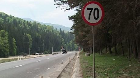 Noi limite de viteză in diferite localităţi din ţară!