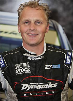 Jonny Herbert înapoi pe pistă la Race Retro 2011