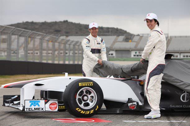 F1. Sauber a lansat C30 monopostul din 2011!