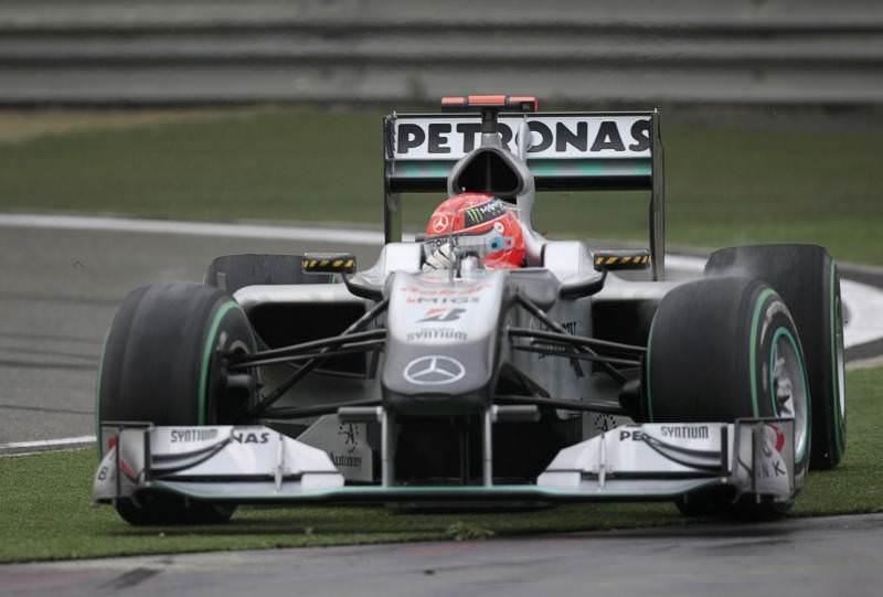 """F1 Schumacher: """"Pot câştiga al 8-lea titlu mondial"""""""