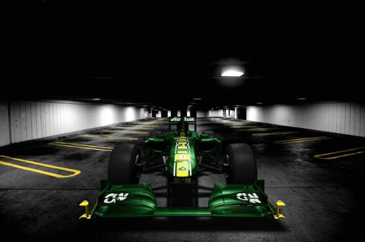 F1. Team Lotus a lansat online noul T128!