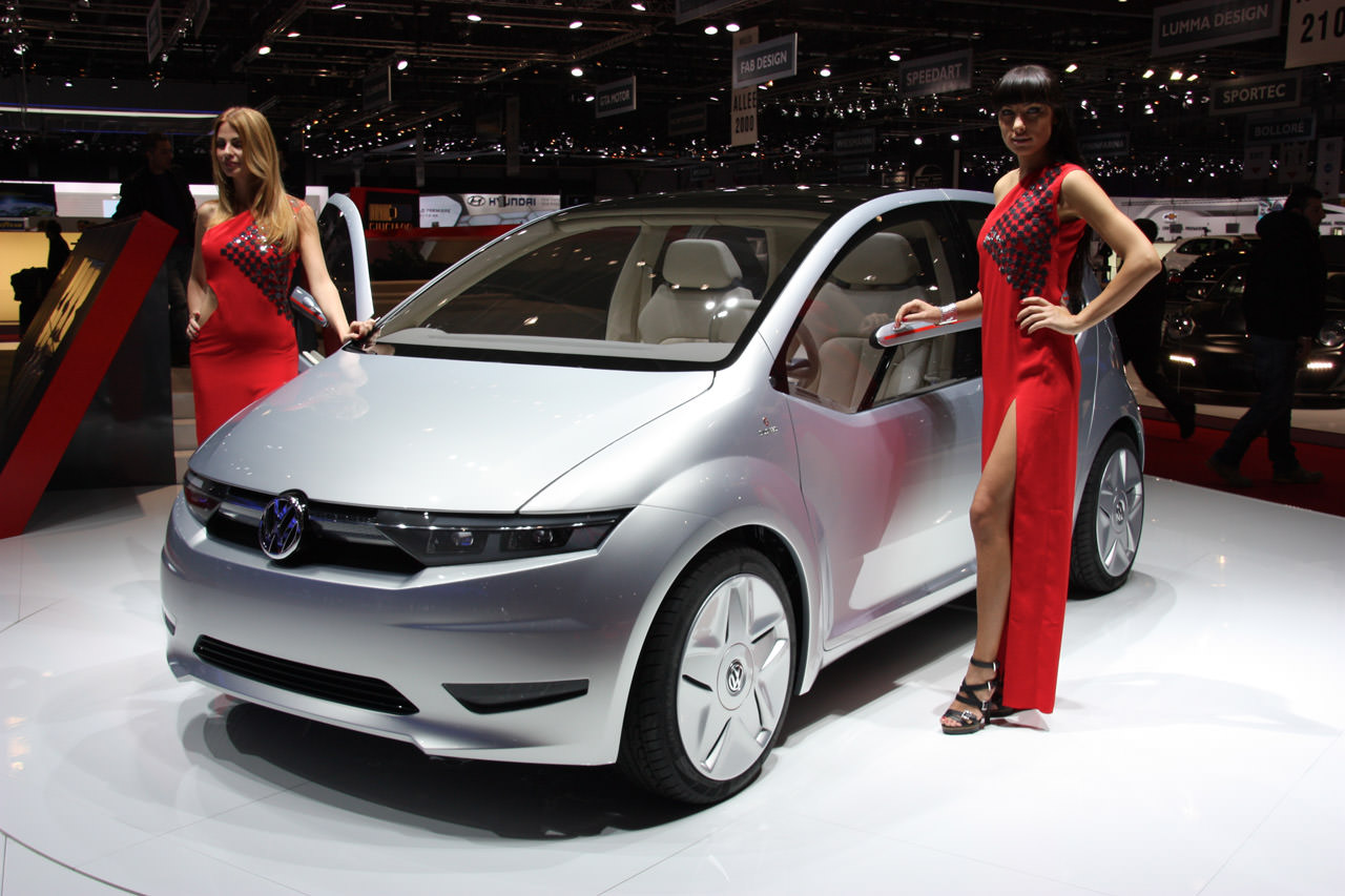 Geneva 2011. Volkswagen Italdesign