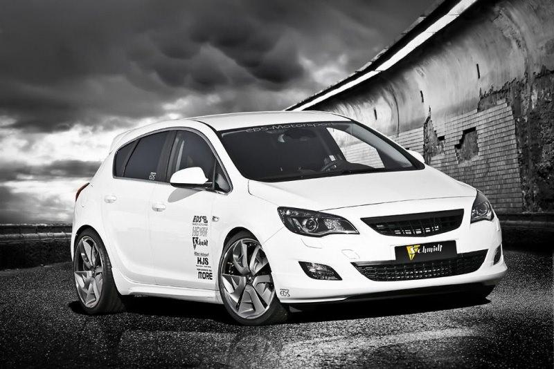 Opel Astra J Turbo by EDS Fahrzeugtechnik!