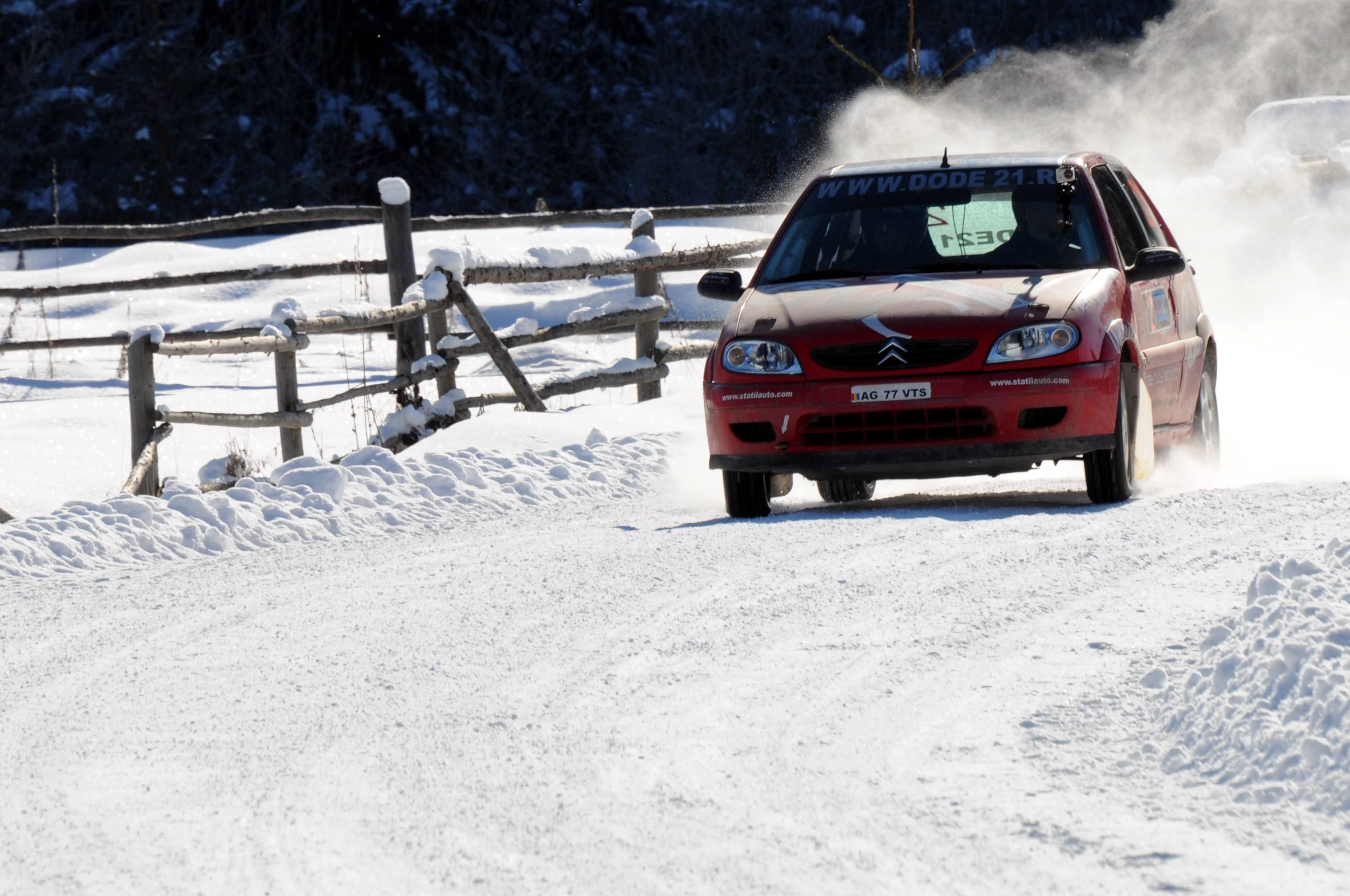Rally. Start în forţă pentru Hatters Motorsport în 2011!