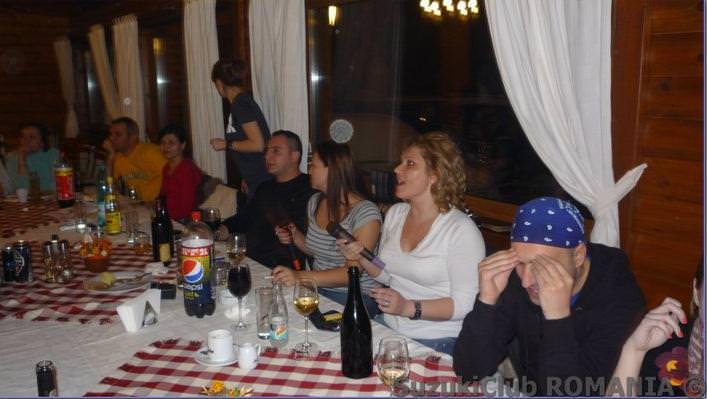Eveniment. Întâlnirea de iarnă SuzukiClub România!