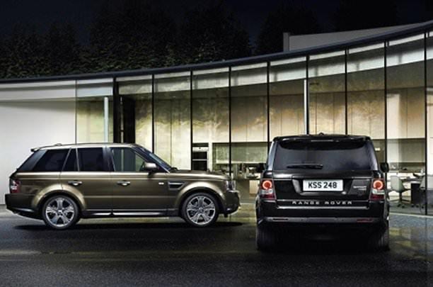 Range Rover Sport Luxury Edition!