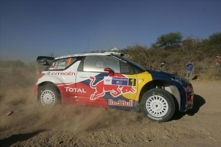 WRC. Loeb câştigă Raliul Mexicului!