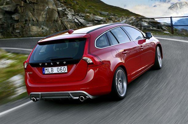 Volvo pregăteşte 325 CP pentru V60 şi XC60!