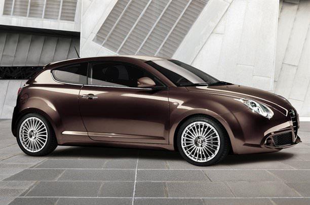 Alfa Romeo Mito într-o nouă prezentare!