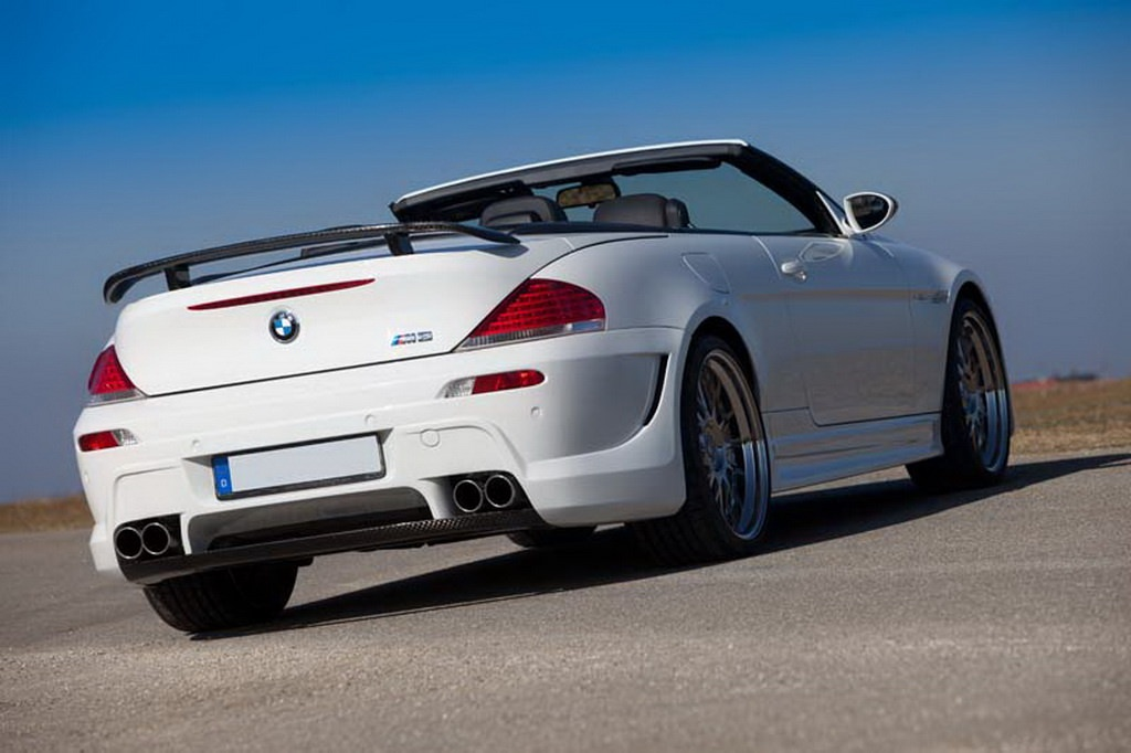 BMW 6 Series Cabrio by Lumma Design!