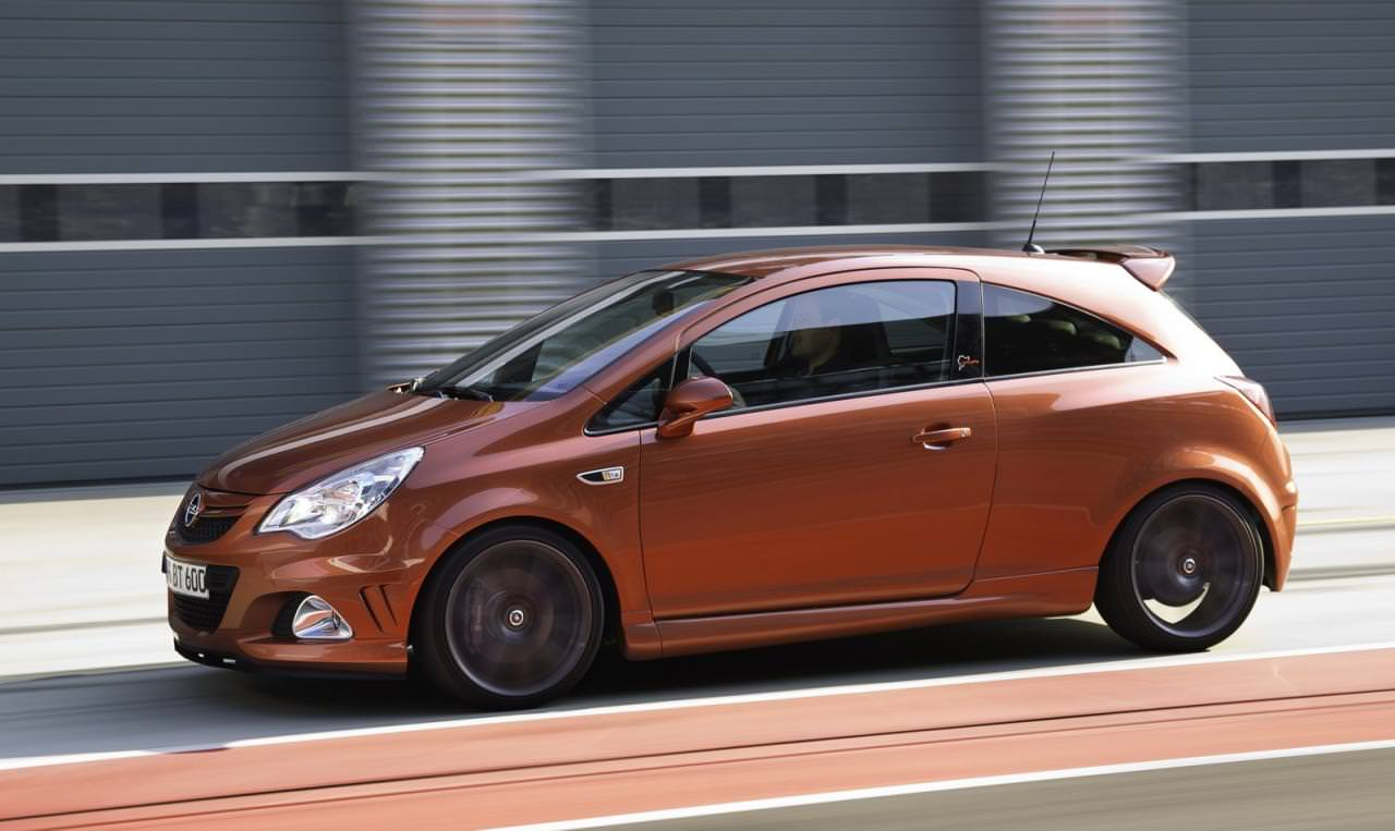 Opel Corsa OPC Nurburgring Edition – Foto & Video!