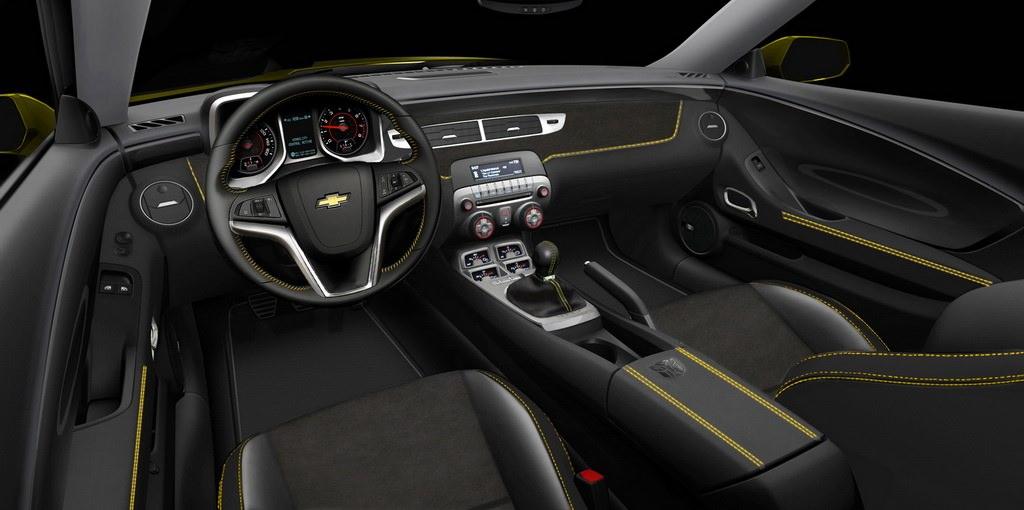 Chevrolet Camaro Transformers Edition! Update