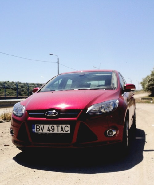 "Drive-Test. Noul Ford Focus ""The new cool kid"""
