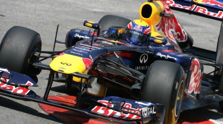 F1. Valencia – Cursa!