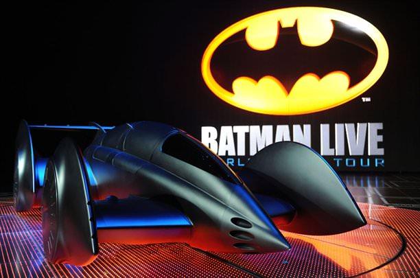 Video. Noul Batmobile a fost lansat!