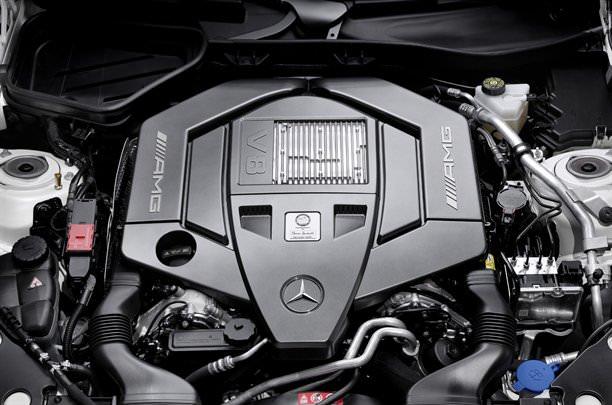 Noul V8 5.5, pregătit pentru SLK 55 AMG!