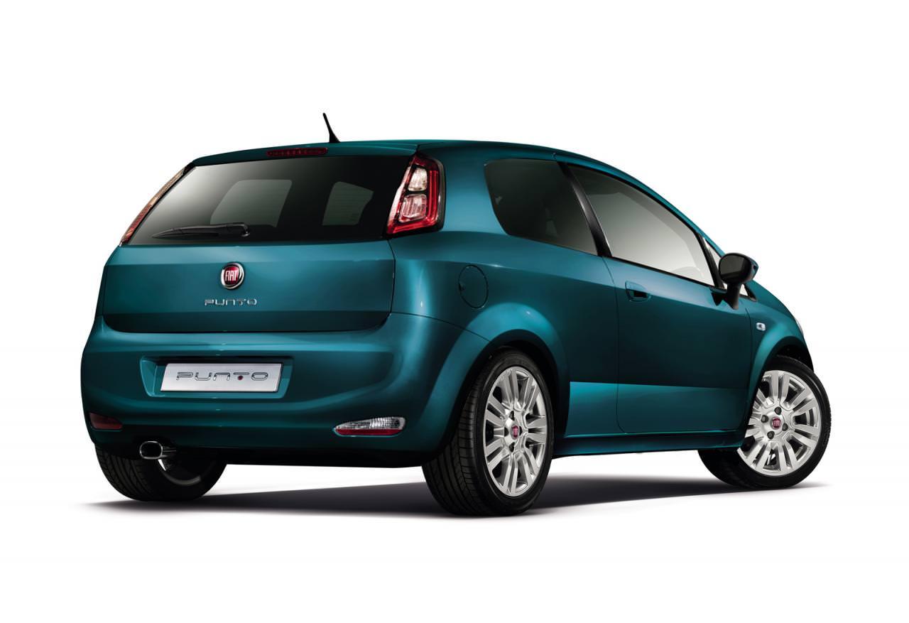 Fiat Punto 2012 şi Abarth Punto SuperSport, noutăţi din Peninsulă!