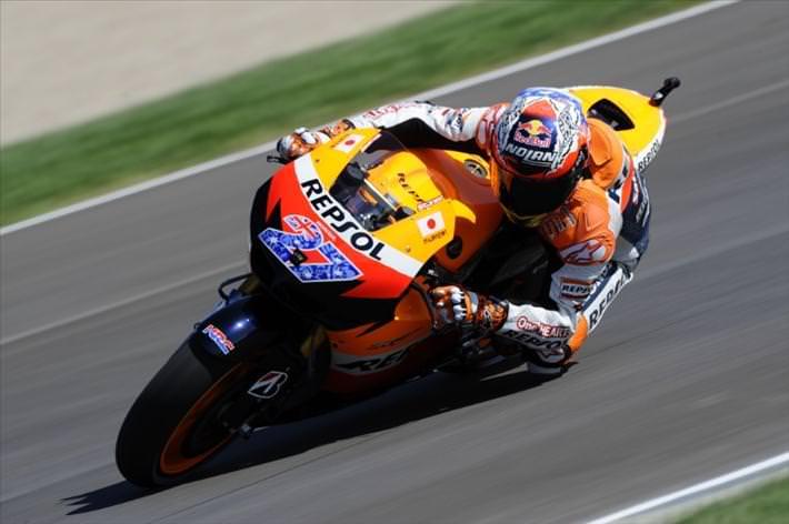 Moto GP. Missano – Cursa!