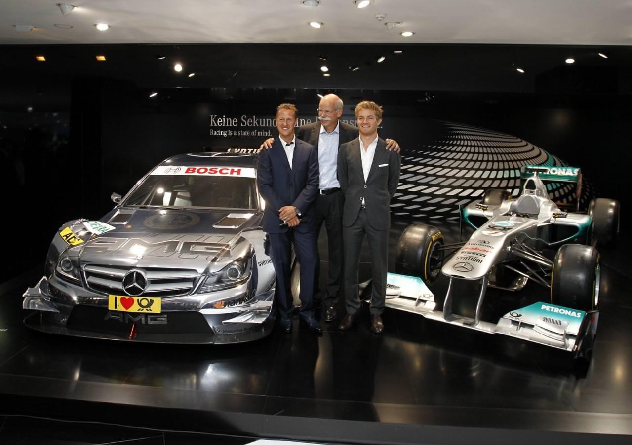 Frankfurt 2011. DTM AMG Mercedes C-Coupe!