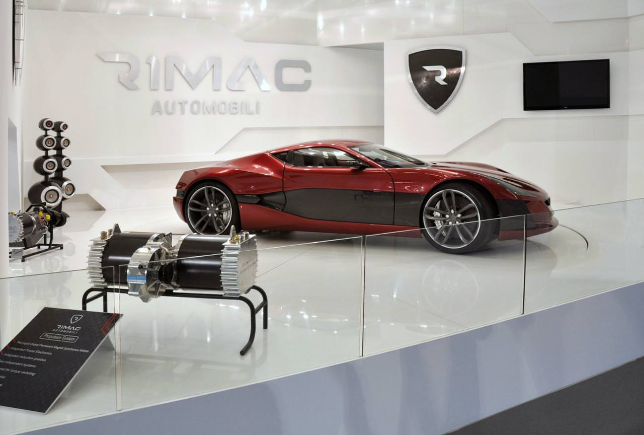 Frankfurt 2011. Rimac Concept_One – Video!