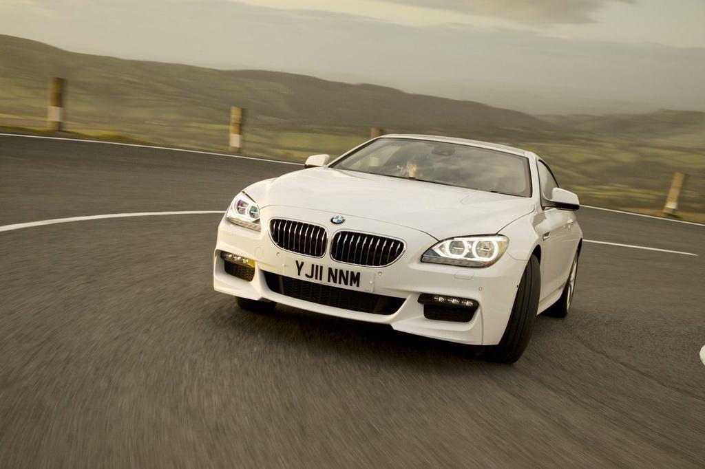 BMW Seria 6 acum şi cu pachetul M Sport!