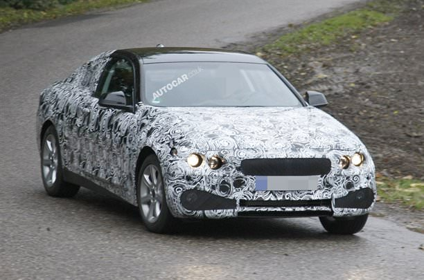 Spionaj. Noul BMW Seria 4!