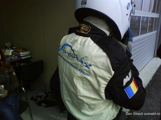 Echipa BlueStreamline se antreneaza la Prejmer Circuit