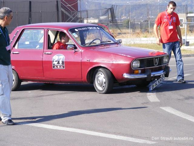 Debut la Kronstadt Classic Rally 2011