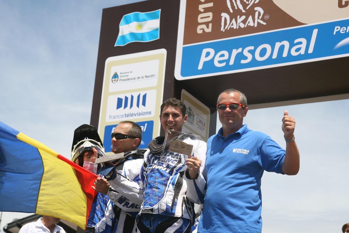 Doi câştigători ai raliului Dakar sunt în weekend la Cheile Grădiştei