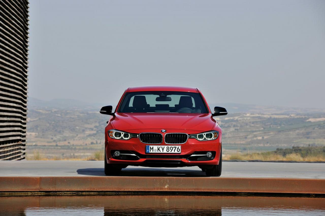 BMW Seria 3 2012 – VIDEO!