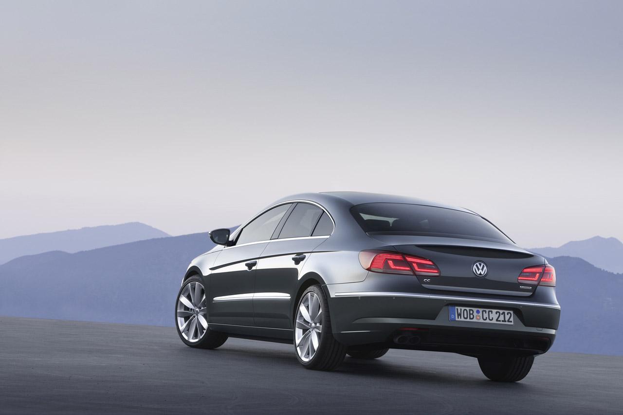 VW Passat CC 2013 facelift!