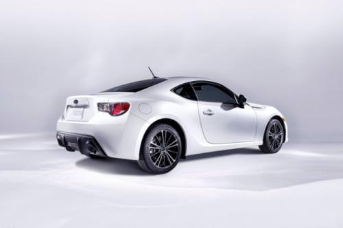 UPDATE. Aşa arată Subaru BRZ în versiunea de serie!