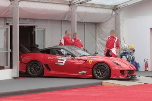Ferrari 599XX EVO – Video!